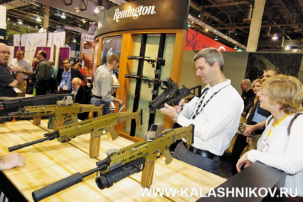 Винтовка Remington ACR