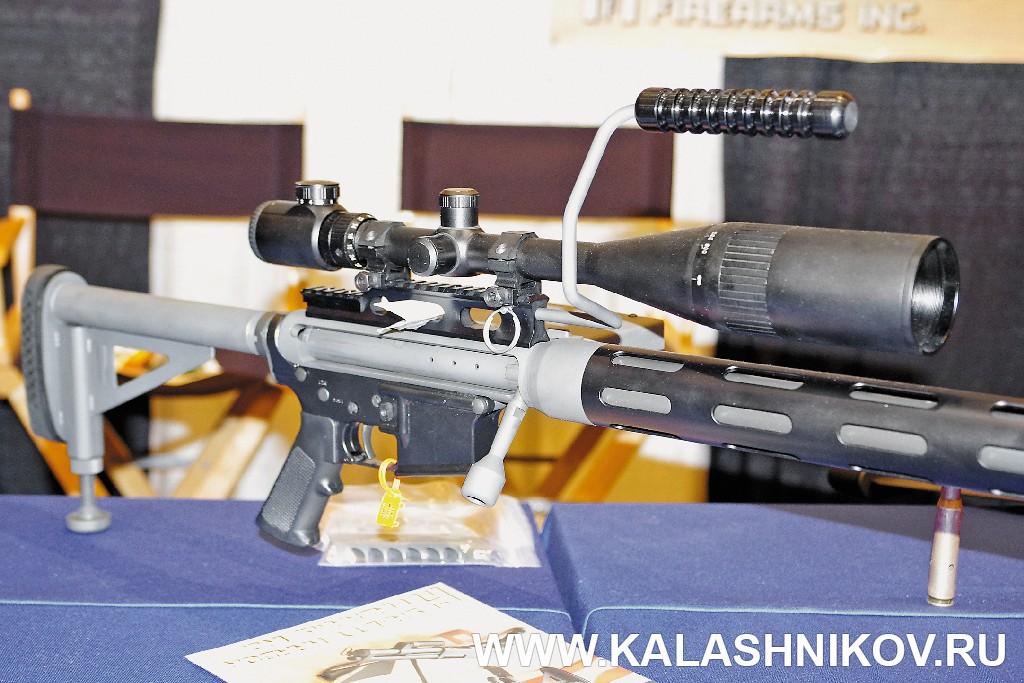 винтовка калибра .50