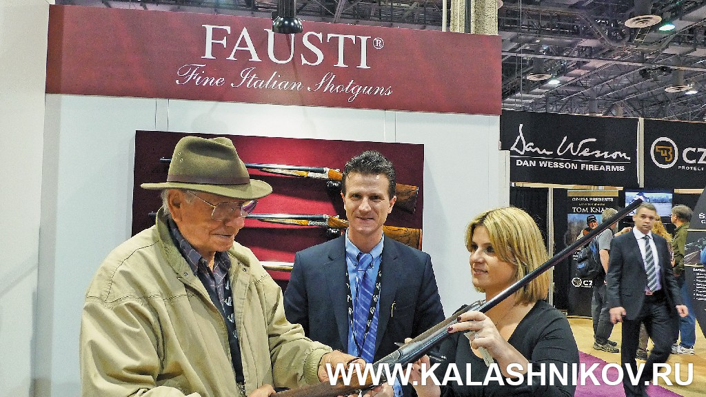 Fausti на SHOT Show