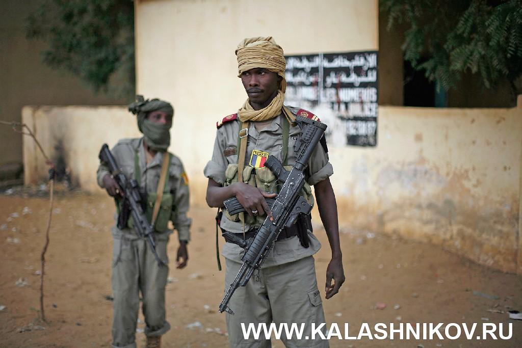 АК ТОЗ в Мали