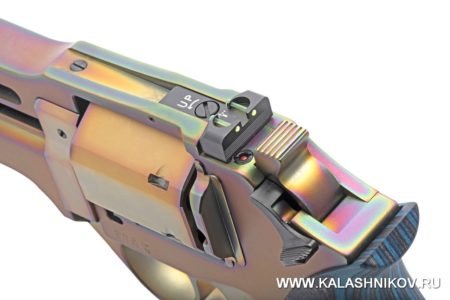 Chiappa Rhino Nebula, SHOT Show 2019, револьвер, пистолет, revolver, pistol