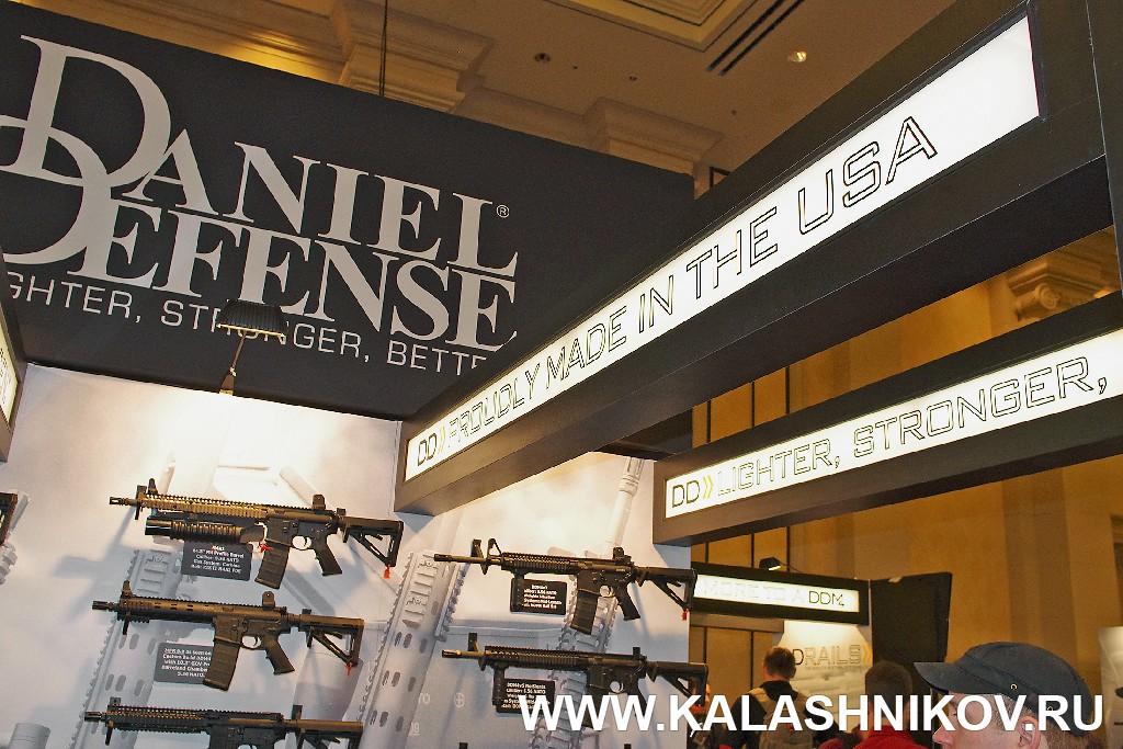 AR-15 daniel defence
