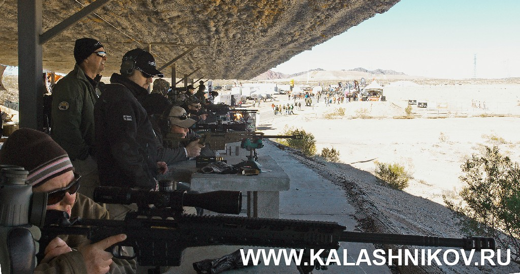 SHOT Show 2014, shooting day, range day, media day, indastial day