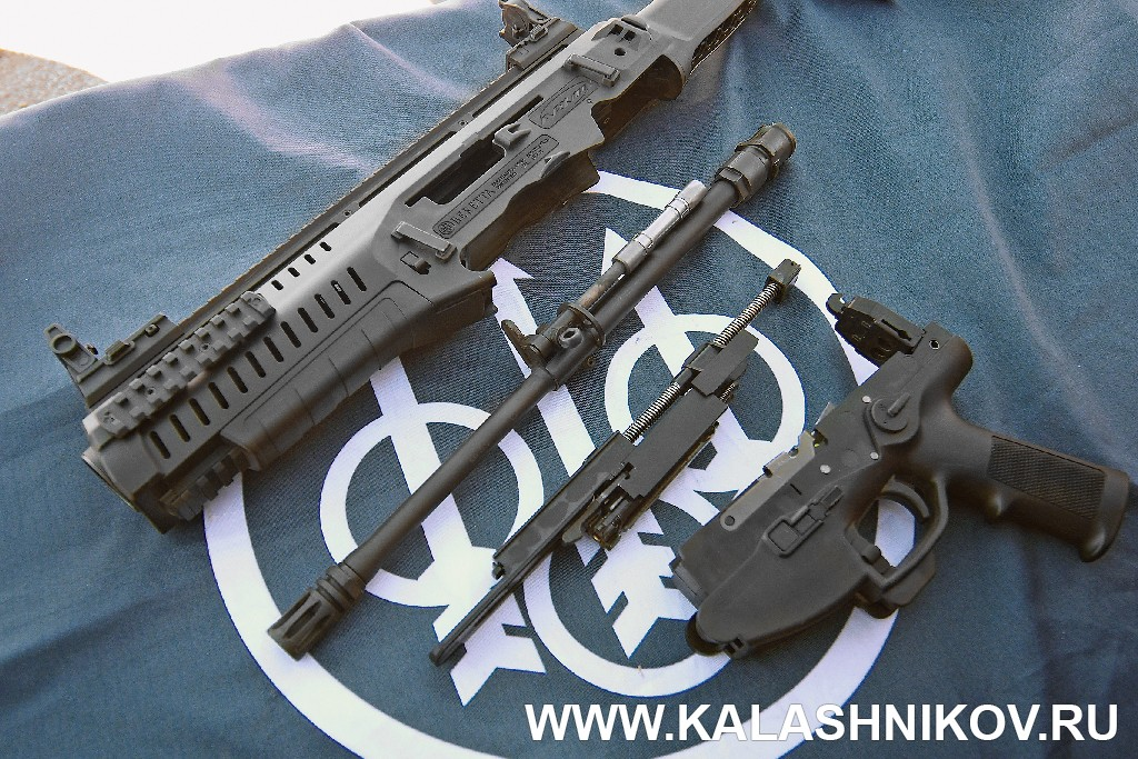 Beretta ARX 100, SHOT Show 2014, shooting day, range day, media day, indastial day