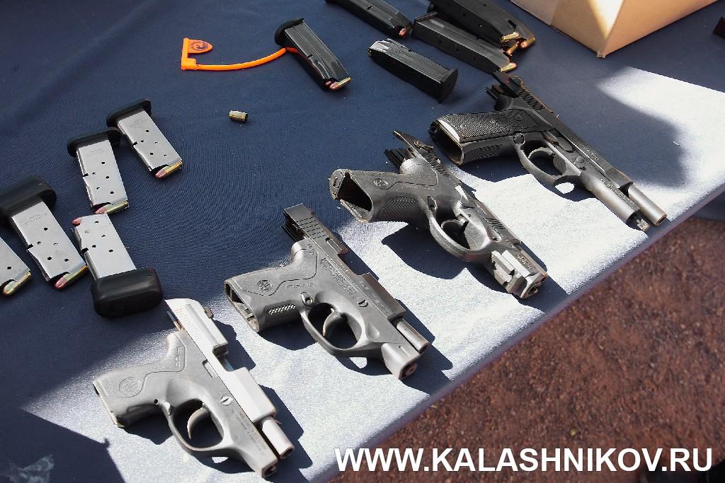 Beretta Pico, BU9 Nano, Px4 Storm Compact, M9, SHOT Show 2014, shooting day, range day, media day, indastial day