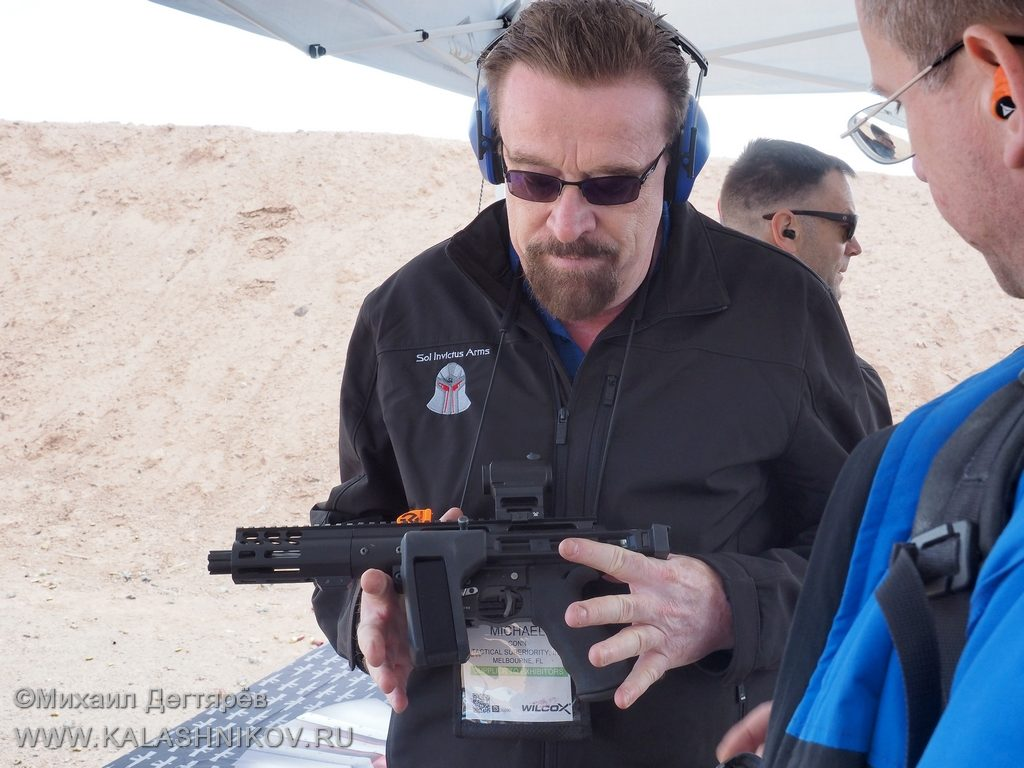 SHOT Show 2019, Media day 2019, Shooting day 2019, Range day 2019, Industrial day 2019