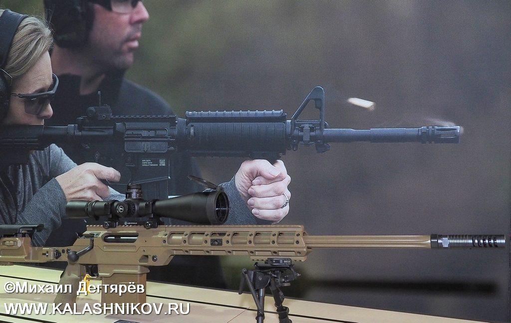 FN, FN Browning, FN Herstal, FN Ballista, sniping rifle, снайперская винтовка, SHOT Show 2019
