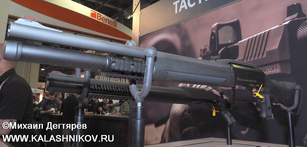FN, FN Browning, FN Herstal, FN shotgun, ружьё, SHOT Show 2019