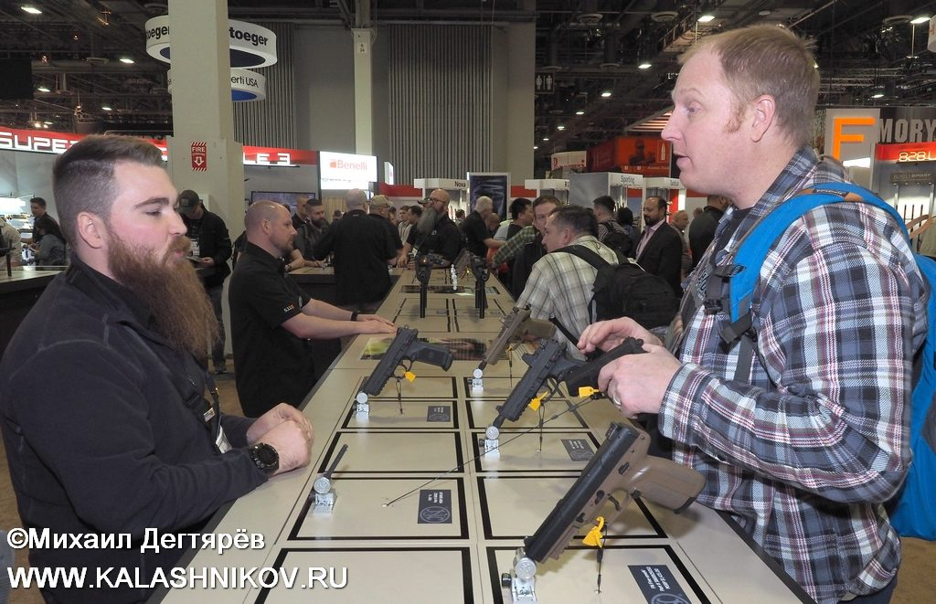 FN, FN Browning, FN 509, FN Five-seveN, pistol, пистолет, SHOT Show 2019