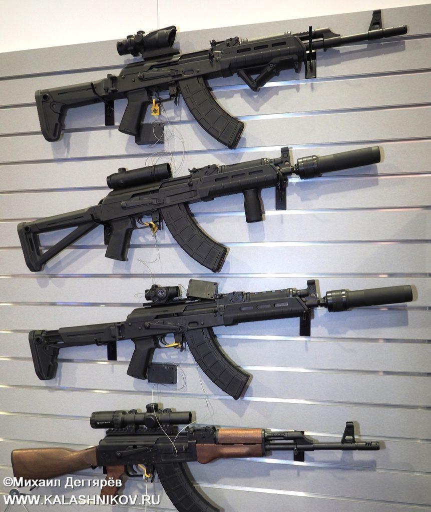 shot show 2019, century arms, kalashnikov rifle, ak 47, автомат калашникова