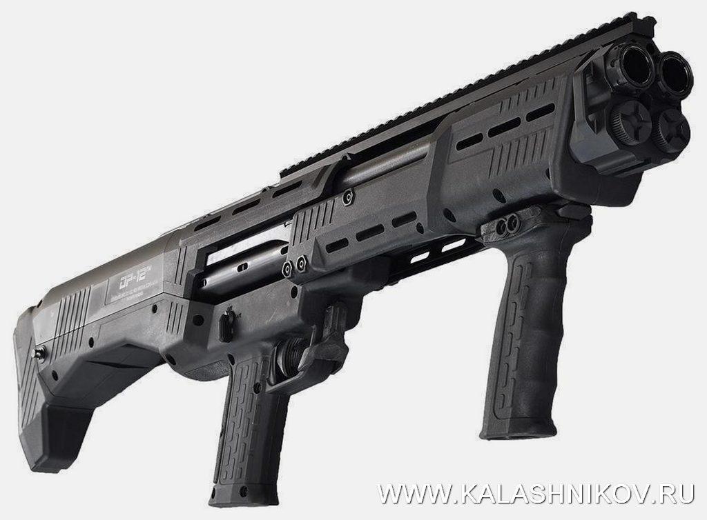 Ружьё Standard Manufacturing DP-12, shotgun, SM DP-12