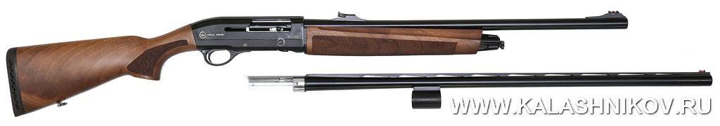 Kral M155 Combo, комбинированное ружьё, ружьё