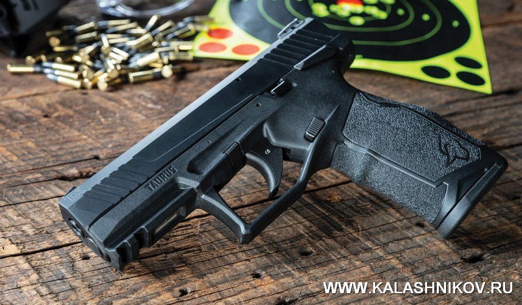 Taurus TX22, 22 LR, SHOT Show 2019