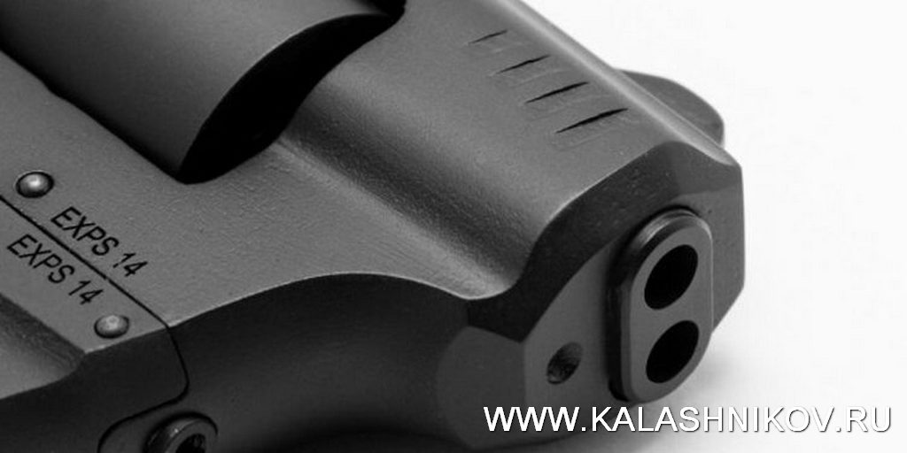 Револьвер Standard Manufacturing S333, SHOT Show 2019, пистолет, revolver, 22 WM, 22 winchester magnum