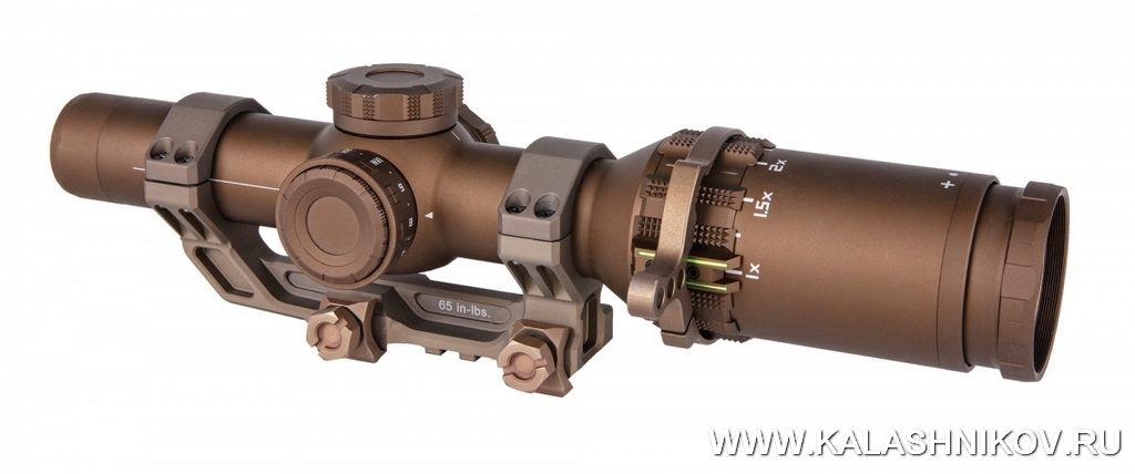 SIG Sauer Tango 6T1-6×24SFP, оптический прицел