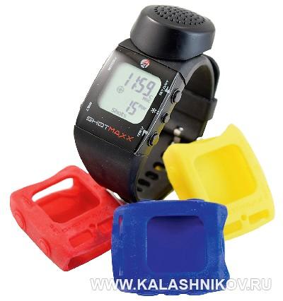 Таймер-часы Shotmaxx 2 Double Alfa Academy. Журнал Калашников