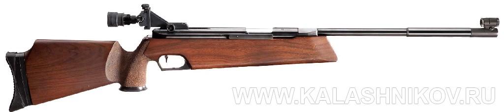 Пружинно-поршневая винтовка Feinwerkbau 300S. Журнал Калашников