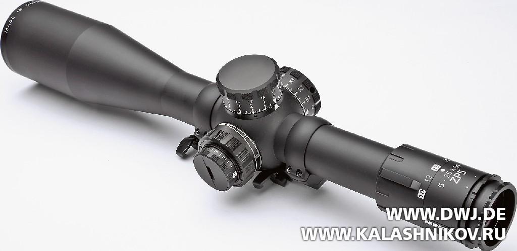 оптический прицел Minox ZP 5 5-25x56 с прицельной сеткой MR5