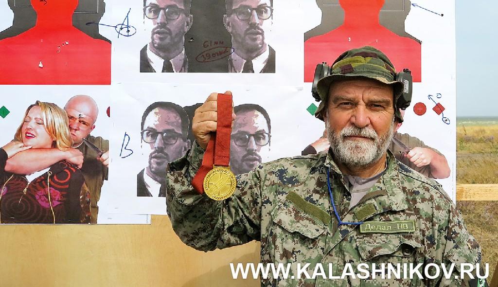 Соревнования снайперских пар в Ейске. Фото 8
