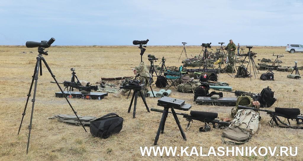 Соревнования снайперских пар в Ейске. Фото 4