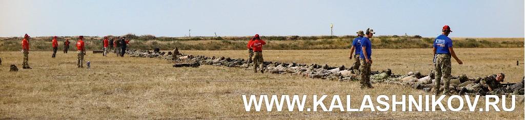 Соревнования снайперских пар в Ейске. Фото 5