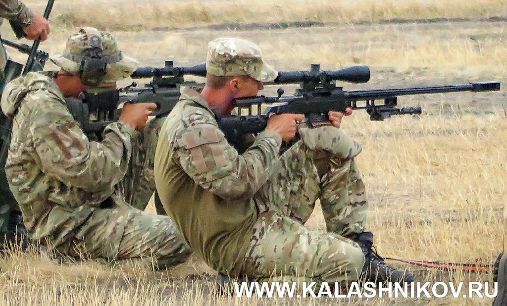 Соревнования снайперских пар в Ейске. Фото 6