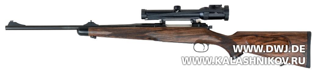 Винтовка Mauser М03. Вид слева