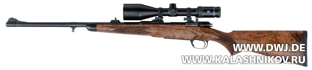 Винтовка Mauser М98