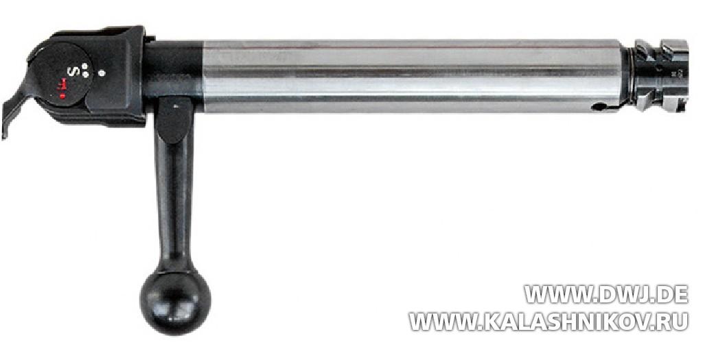 Затвор Mauser М12.