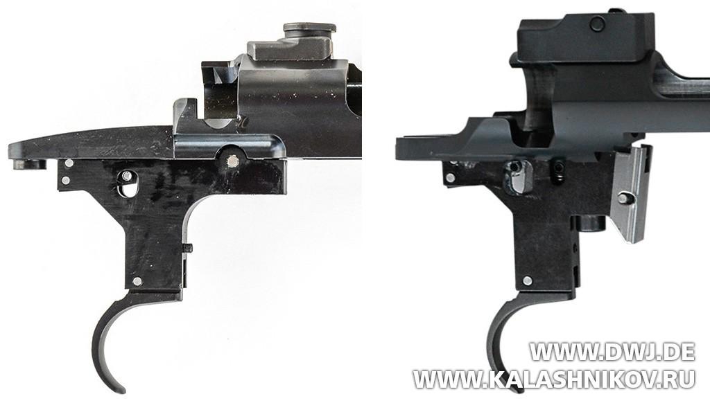 УСМ винтовок Mauser M98 и M12