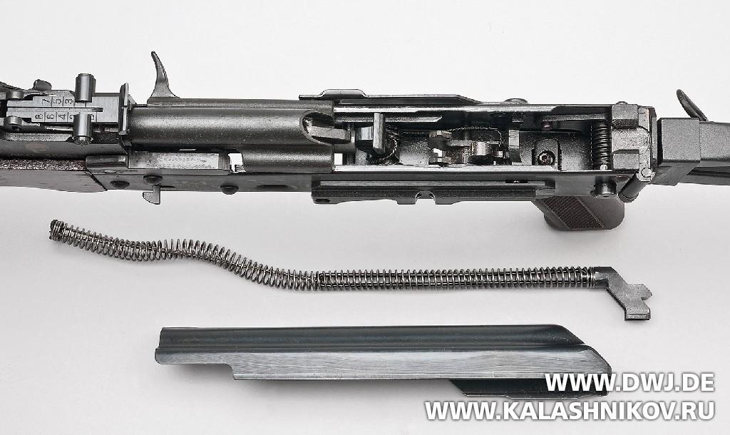 Автомат АК-103 отSDM неполная разборка