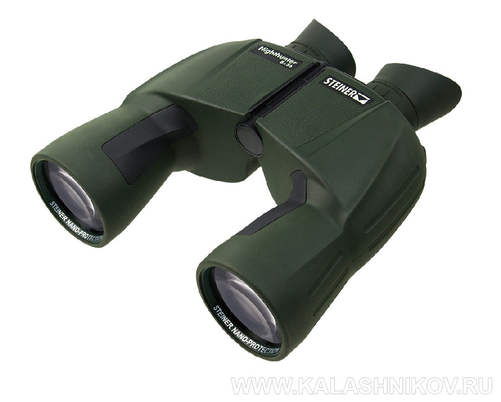 бинокль Nighthunter 8x56 Stуiner