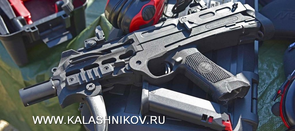 Chiappa Firearms, sub machine gun, пистолет-пулемёт