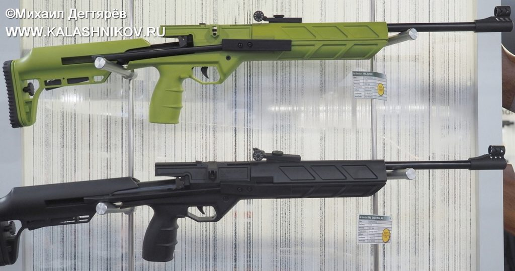 Air Venturi TR5, МР-61, SHOT Show 2019, airgun, пневматика, пневматическая винтовка