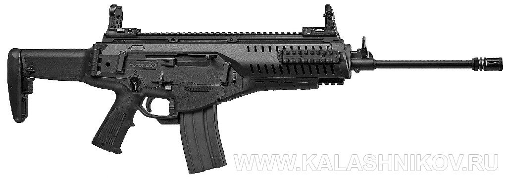 полуавтомат Beretta ARX 100 SHOT Show 2014