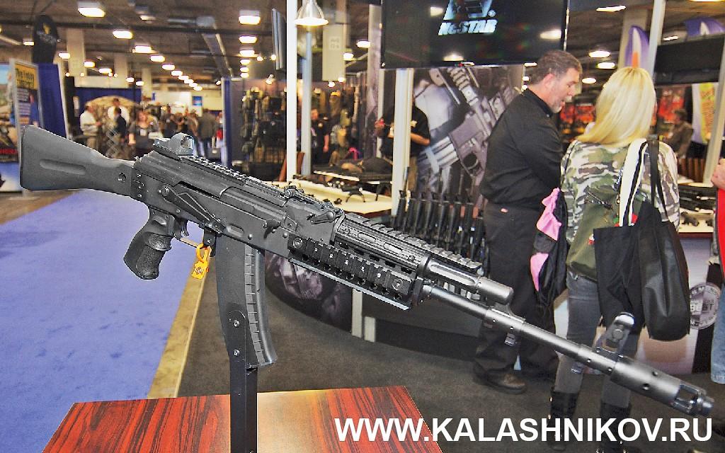 Апгрейд АК-подобных систем SHOT Show 2014