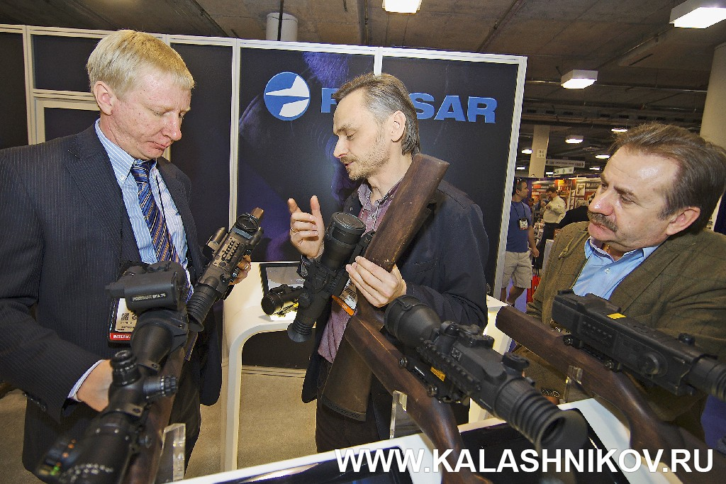 Белорусский «Пульсар» SHOT Show 2014