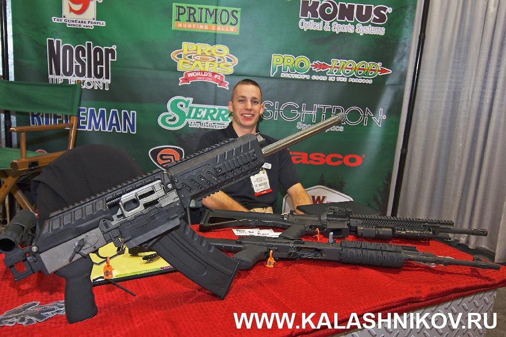 Американская «Сайга» SHOT Show 2014