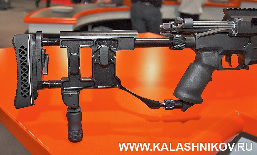 Приклад винтовки Caracal SHOT Show 2014