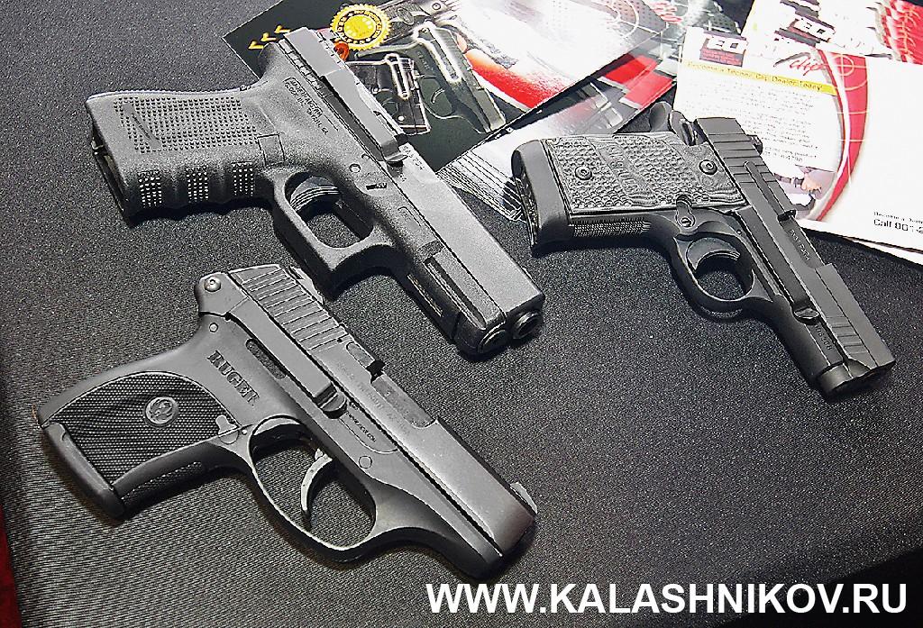 клипса для карманного ношения пистолетов SHOT Show 2014