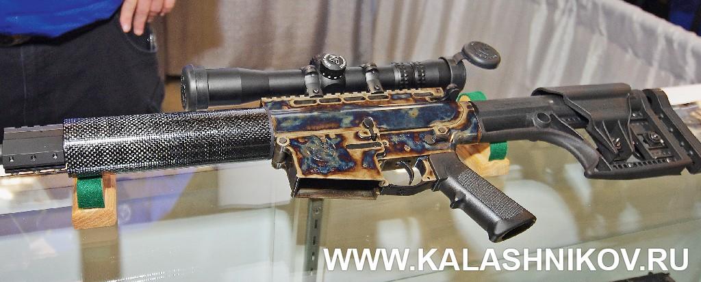 Оригинальная версия винтовки AR SHOT Show 2014