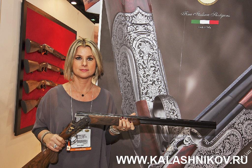 Fausti Stefano SHOT Show 2014