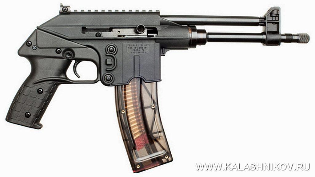 Пистолет, KelTec PLR-22, pistol, shot show 2019