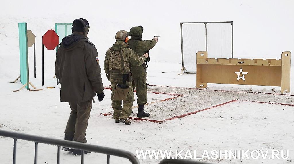 Практическая стрельба в армии