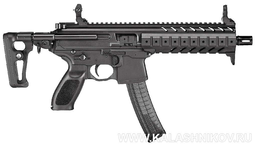 SIG MRX SHOT Show 2014