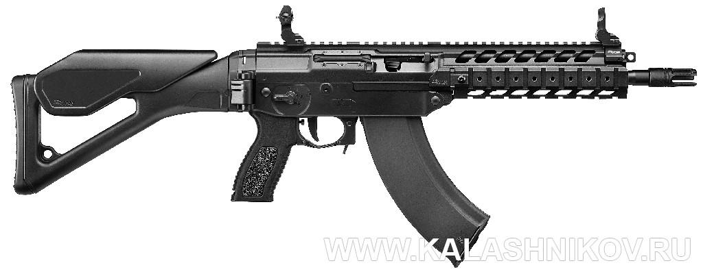 Штурмовая винтовка SIG556x SHOT Show 2014