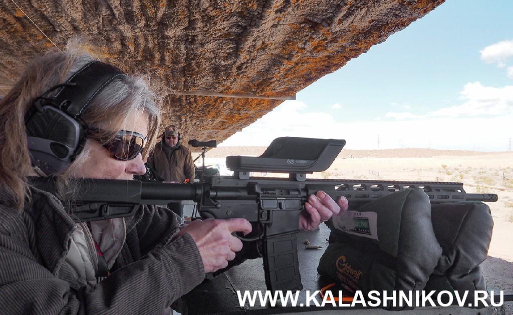 Sensight SSR400, SHOT Show 2019
