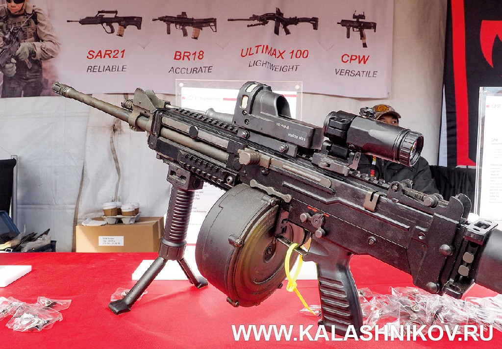 Ultimax 100, SHOT Show 2019