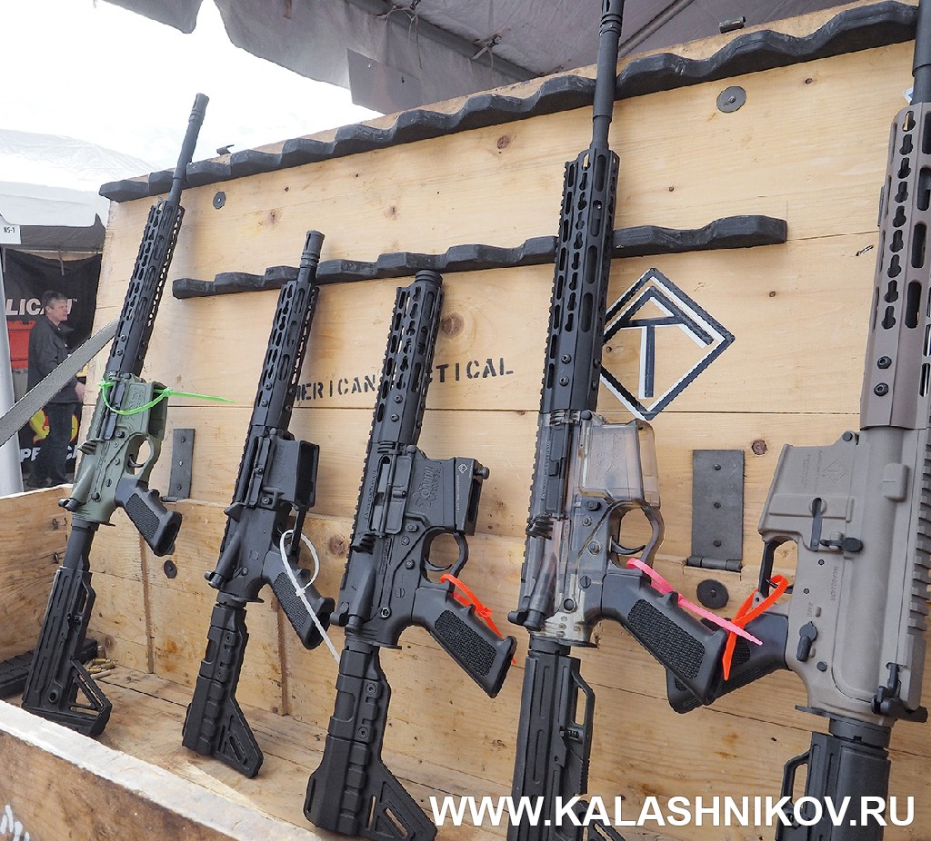 AR-15, SHOT Show 2019