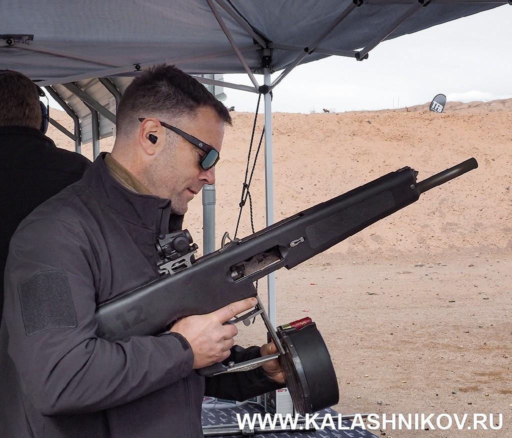 АА-12,  SHOT Show 2019
